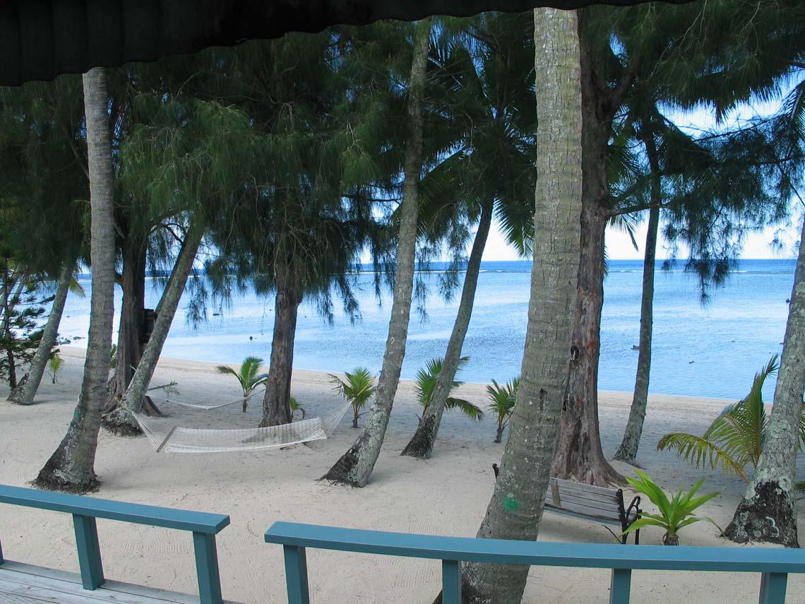 Beachfront 1 bedroom Bungalow vista 1