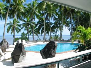 Beachfront Studio Suite vista